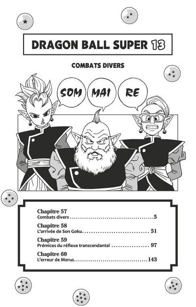 Page 5 Dragon ball super tome 13