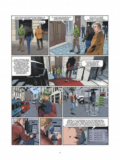 Page 6 Le triangle secret - Les gardiens du sang - intégrale