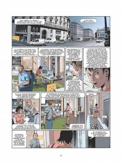 Page 7 Le triangle secret - Les gardiens du sang - intégrale