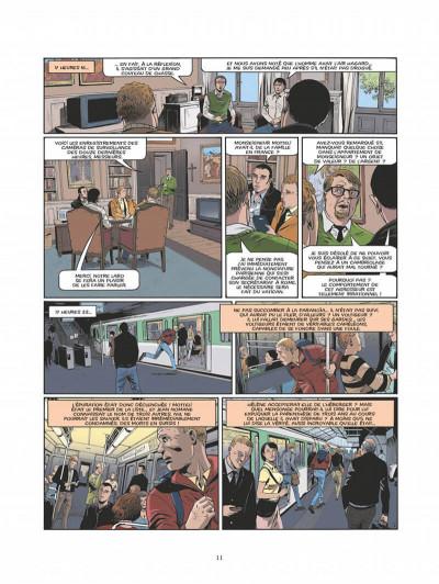 Page 8 Le triangle secret - Les gardiens du sang - intégrale