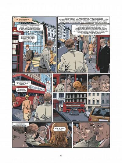 Page 9 Le triangle secret - Les gardiens du sang - intégrale