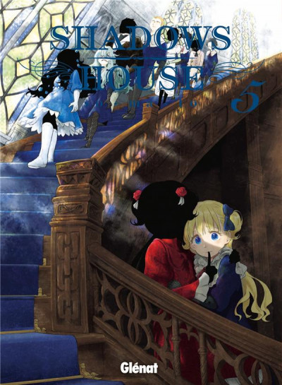 Couverture Shadows house tome 5