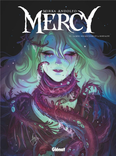 Couverture Mercy tome 3