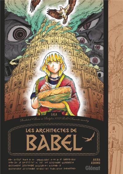 Couverture Les architectes de Babel