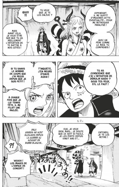 Page 0 One Piece tome 98