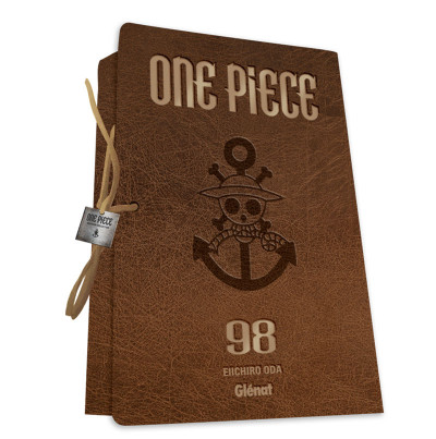 Couverture One Piece tome 98 (collector)