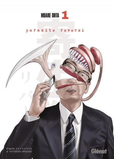 Couverture Parasite reversi tome 1