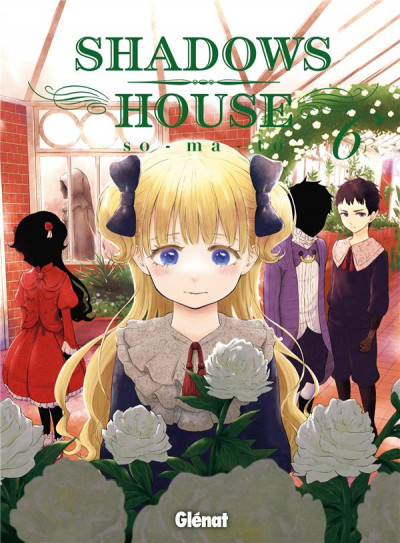 Couverture Shadows house tome 6
