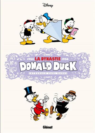 Couverture La dynastie Donald Duck - coffret tome 5 (+ cale)