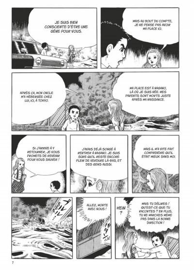 Page 4 L'école emportée - édition originale tome 2