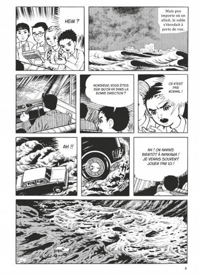 Page 5 L'école emportée - édition originale tome 2