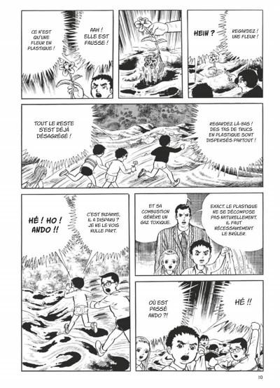 Page 7 L'école emportée - édition originale tome 2
