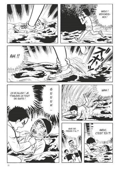 Page 8 L'école emportée - édition originale tome 2