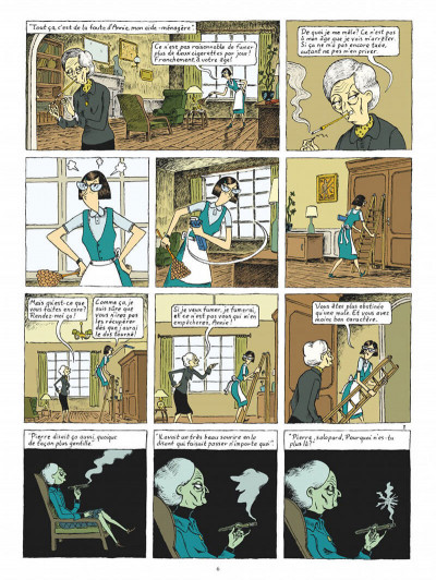 Page 3 Ma vie posthume - intégrale