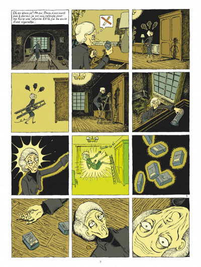 Page 4 Ma vie posthume - intégrale