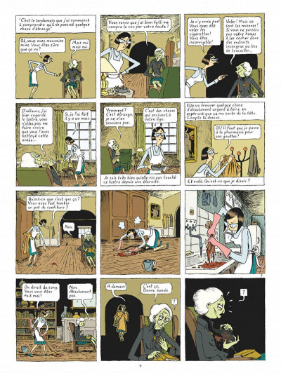 Page 6 Ma vie posthume - intégrale