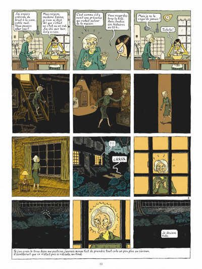 Page 9 Ma vie posthume - intégrale