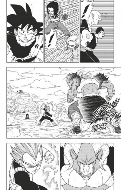 Page 2 Dragon ball super tome 14