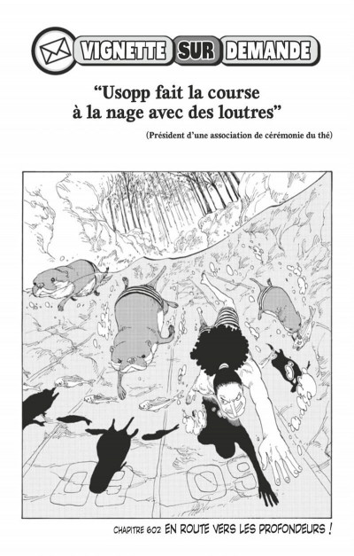 Page 6 One piece doors tome 3