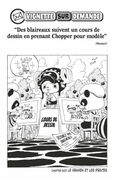 Page 8 One piece doors tome 3