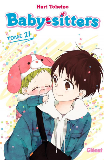 Couverture Baby-sitters tome 21