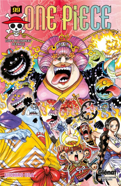 Couverture One Piece tome 99