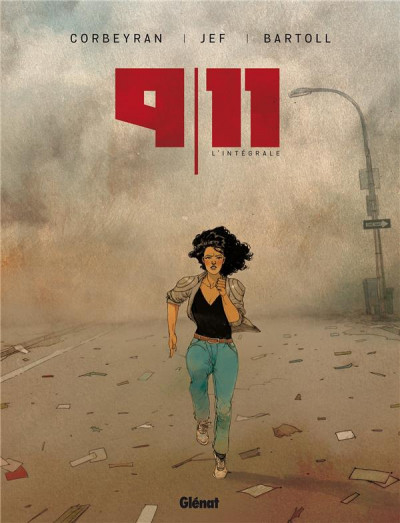 Couverture 9/11 - intégrale