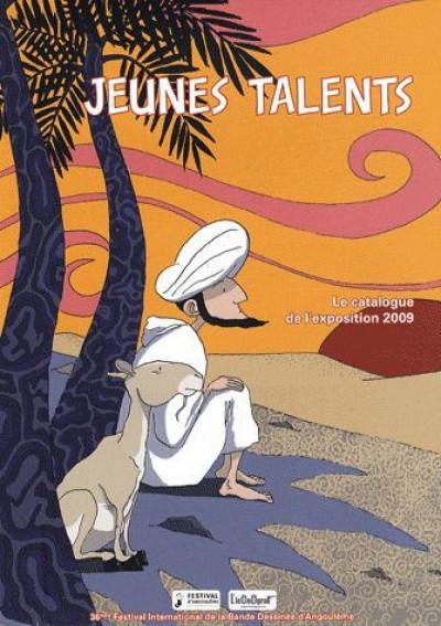 Couverture jeunes talents (édition 2009)