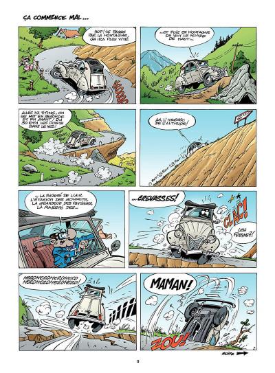 Page 2 Les damnés de la route tome 5