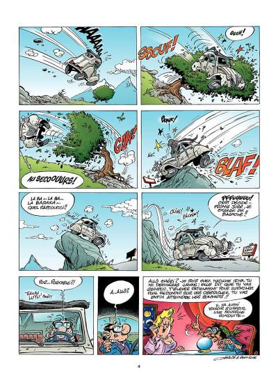 Page 3 Les damnés de la route tome 5