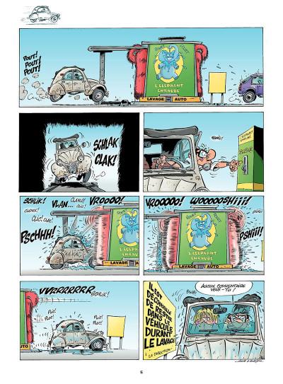 Page 4 Les damnés de la route tome 5