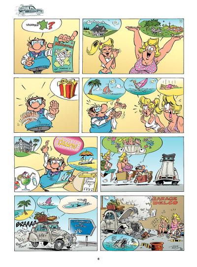 Page 5 Les damnés de la route tome 5