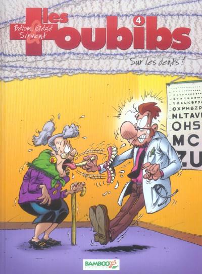 image de les toubibs tome 4 - sur les dents