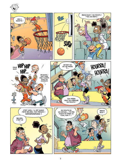 Page 2 basket dunk tome 3