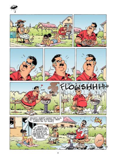 Page 5 les pompiers tome 5 - hommes des casernes