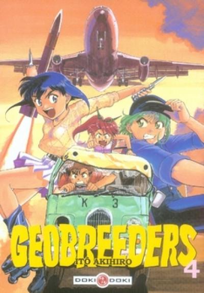 image de geobreeders tome 4