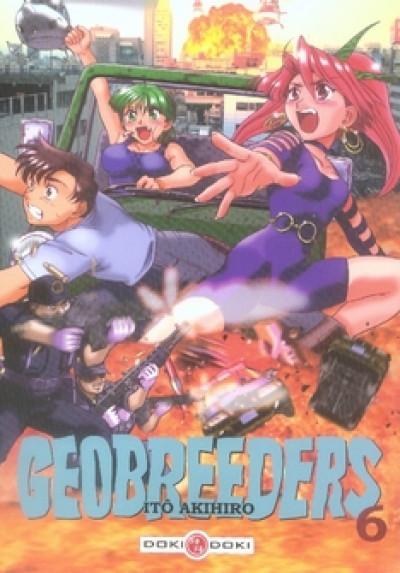 image de geobreeders tome 6