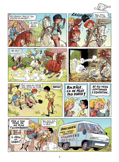 Page 2 triple galop tome 1