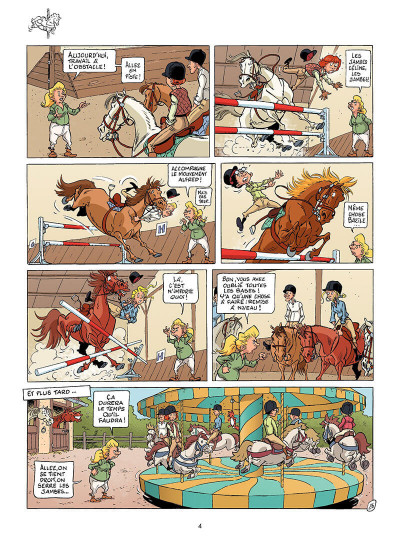 Page 3 triple galop tome 1