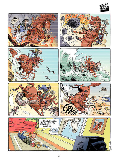 Page 4 triple galop tome 1