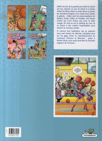 Dos basket dunk tome 4