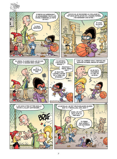 Page 6 basket dunk tome 4