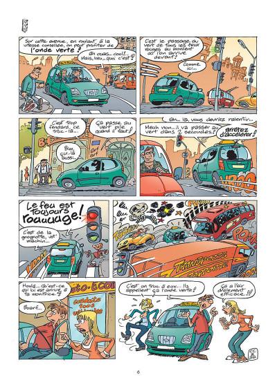 Page 5 l'auto école tome 5 - auto et colles