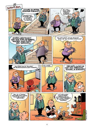 Page 3 les fonctionnaires tome 8 - bureau sans tabac