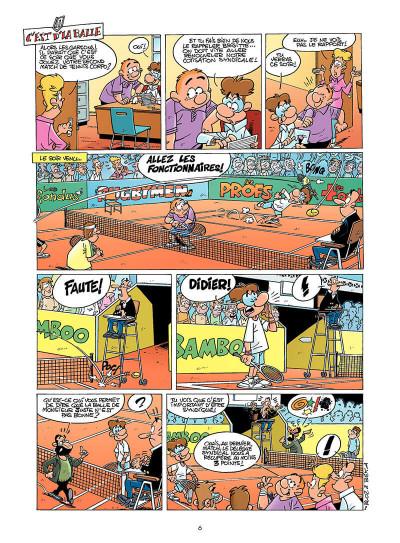 Page 5 les fonctionnaires tome 8 - bureau sans tabac