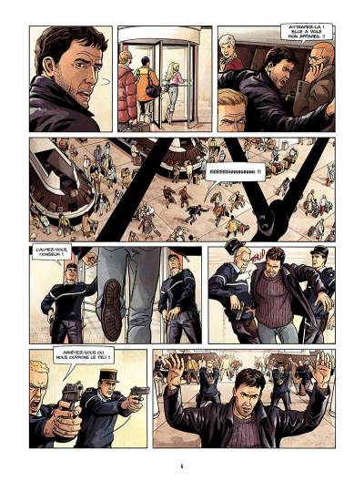 Page 5 thomas silane tome 4 - objectifs