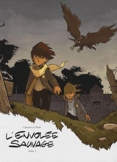 image de l'envolée sauvage tome 2 - les autours des palombes