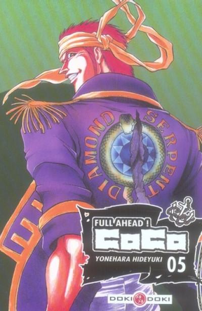 image de full ahead coco tome 5