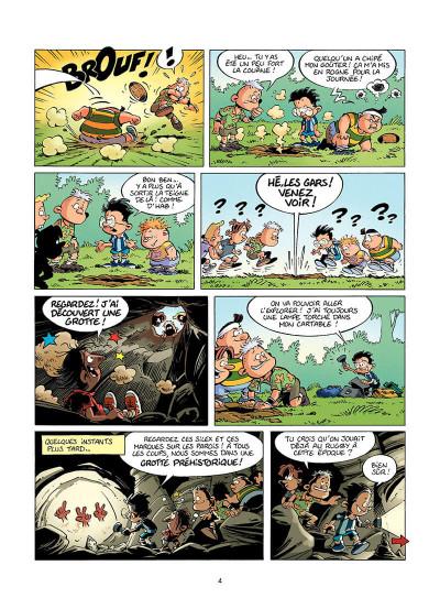 Page 3 les rugbymen tome 6 - on commence à fond, puis on accélère !