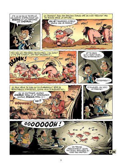 Page 4 les rugbymen tome 6 - on commence à fond, puis on accélère !